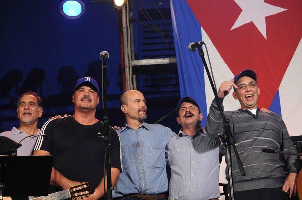 Los Cinco: Un año de felicidad en Cuba