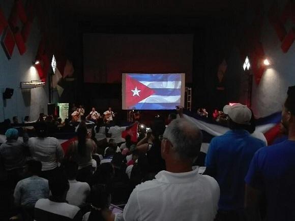 Trabajadores del turismo de ciudad en Camagüey ratifican el Sí por Cuba