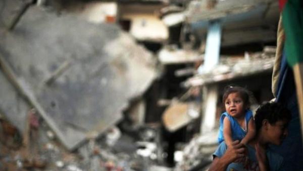 Revela la ONU informe sobre palestinos heridos y desplazados por Israel