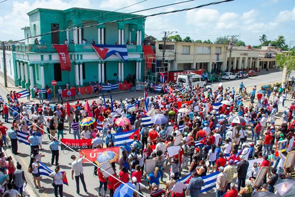 Este sábado los camagüeyanos ratifican su respaldo a la Revolución