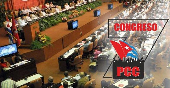 Transmitirán en vivo apertura del VII Congreso de los comunistas cubanos