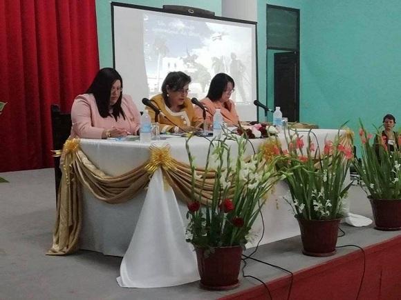 En Camagüey, sesión solemne de cesación de la Asamblea Provincial del Poder Popular