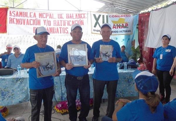 Comprometidos campesinos del municipio camagüeyano de Najasa a incrementar la producción de alimentos (+ Fotos)