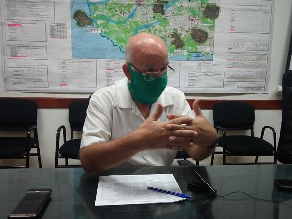 Llega Camagüey a 34 casos confirmados a la Covid-19