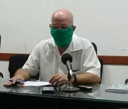 Acumula Camagüey 38 casos de la Covid-19, solo cinco se mantienen ingresados