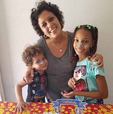 Una familia camagüeyana, 100 % cubana
