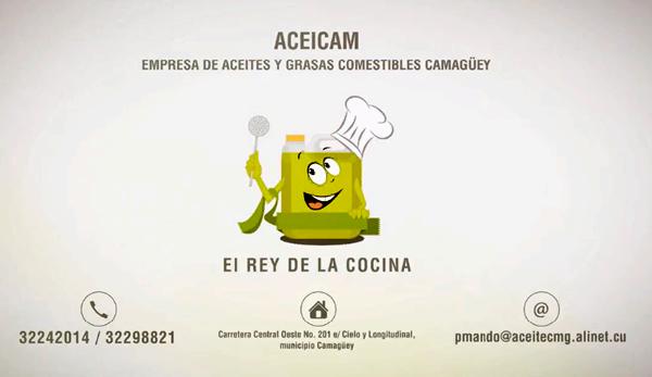 Favorable quehacer en la Empresa de Aceites y Grasas Comestibles de Camagüey