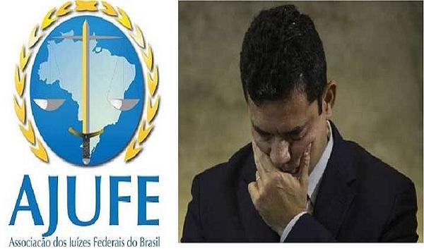 Solicitan excluir a Sergio Moro de Asociación de Jueces Federales de Brasil