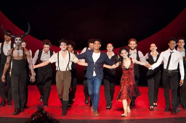 Regresa Acosta Danza al Gran Teatro de La Habana