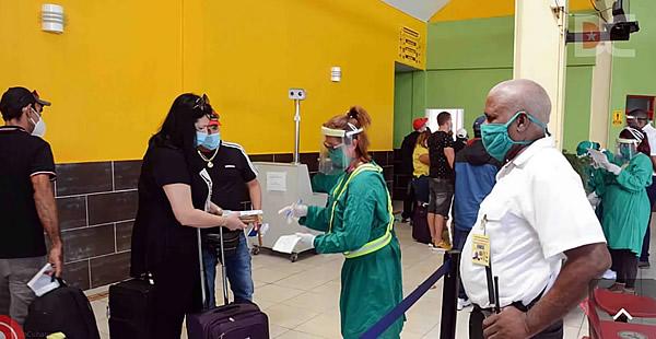 Turismo en Cuba aplica protocolos sanitarios actualizados para viajeros