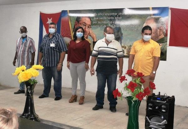 Unidad Empresarial EsAzúcar recibe la condición Por las Sendas de Agramonte