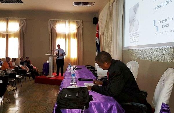 Inaugurado en Camagüey Congreso Internacional de Nutrición Clínica y Metabolismo (+ Audio)