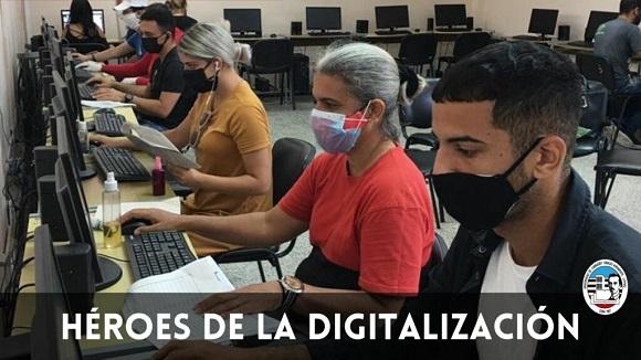 Universidad de Camagüey apoya digitalización de datos de intervención sanitaria con Abdala (+ Fotos)
