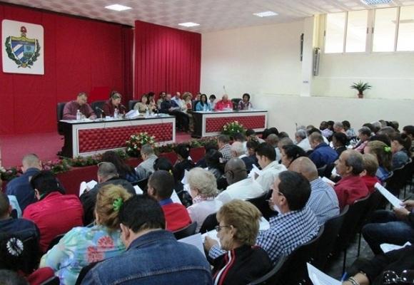 Constituirán en Cuba las asambleas provinciales del Poder Popular este domingo