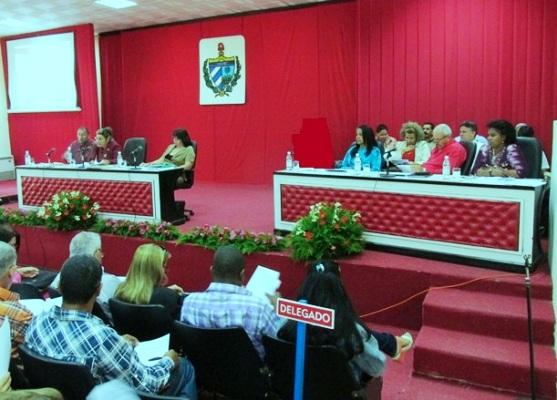 Analiza Asamblea de Gobierno en Camagüey situación de la zafra azucarera