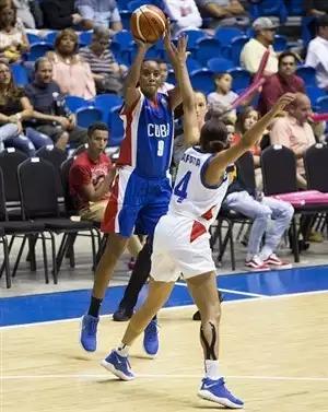 Equipo cubano de baloncesto (f) no podrá participar en torneo Centrobásquet