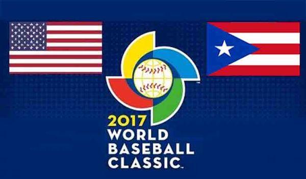 Puerto Rico y Estados Unidos por la gloria en Clásico de Béisbol