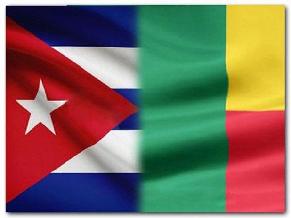 En Cuba el Ministro de Asuntos Exteriores y de la Cooperación de Benin