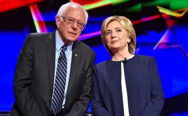 ¿Hillary Clinton asesta golpe definitivo a Sanders?