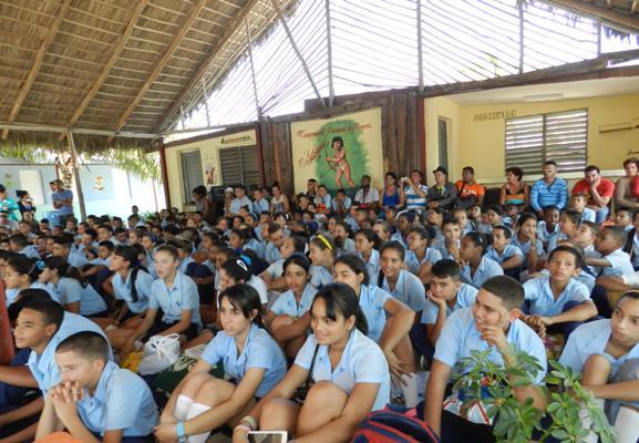 Campamento pioneril de Camagüey recibe a primeros visitantes en actual curso escolar (+ Fotos y Audio)