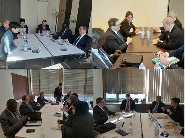 Canciller de Cuba desarrolla amplia agenda en Consejo DD.HH.
