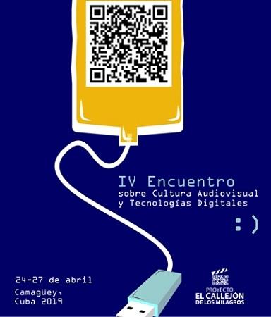 En Camagüey, oportunidad para compartir cultura audiovisual y tecnologías digitales desde un callejón