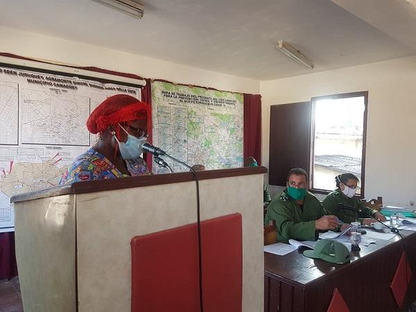En Camagüey evalúan medidas para proteger los grupos vulnerables a la Covid-19