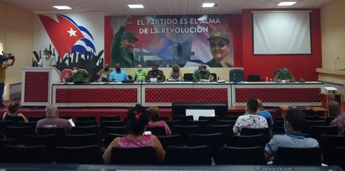 L'adoption de mesures pour contrôler l'impact du COVID-19 à Camagüey se poursuit