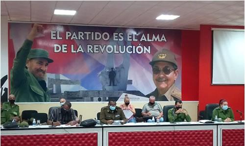Trabaja Camagüey para controlar incidencia de la COVID-19 (+ Fotos y Post)