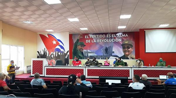 Solo con disciplina podrá controlarse la Covid-19 en Camagüey