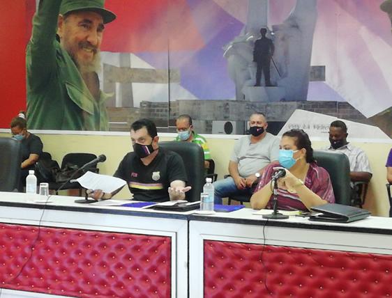 Convocan en Camagüey a transformar actual escenario epidemiológico