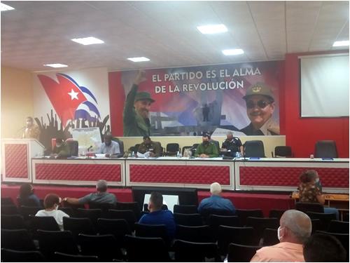 Exhortan en Camagüey a mayor agilidad y autogestión ante las dificultades