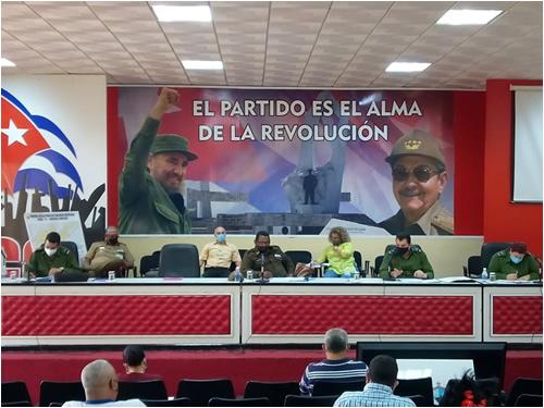Máximo seguimiento en Camagüey a tasa de incidencia de la COVID-19
