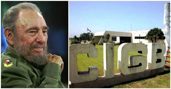 Centro biotecnológico de Camagüey comprometido con Fidel