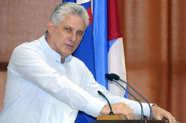 Rechaza Díaz-Canel nuevas sanciones de EE.UU. contra Venezuela (+ Tuit)