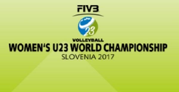 Voleibolistas cubanas quedan sextas en Mundial sub 23