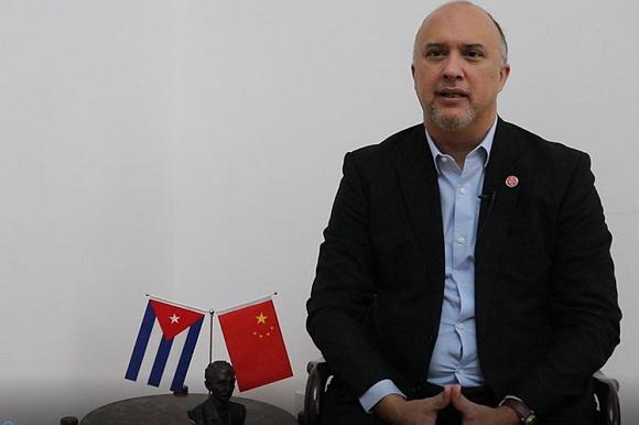 Avanza proyecto de primer parque biotecnológico conjunto entre Cuba y China