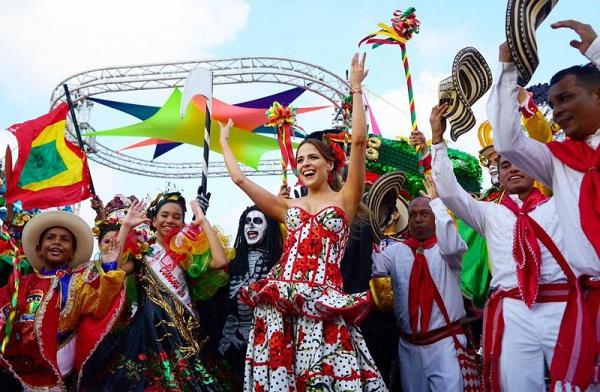 A ritmo de carnaval, Barranquilla despedirá su fiesta deportiva