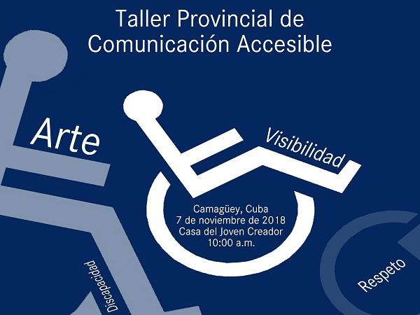 Periodistas camagüeyanos analizan la Comunicación Accesible