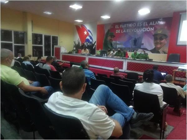 Llaman en Camagüey al estricto cumplimiento de lo indicado ante rebrote de la Covid-19