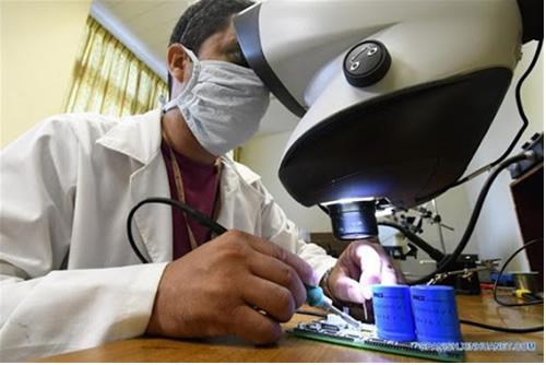 Decisivo aporte tecnológico del Centro de Neurociencias de Cuba