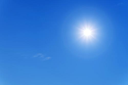Tarde muy cálida con bajas probabilidades de lluvias, este sábado en Camagüey
