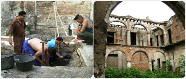 Le Colloque International sur le Patrimoine archéologique finit aujourd'hui à Camagüey