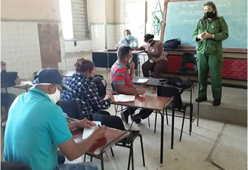 Comisiones del Poder Popular en el municipio de Camagüey evalúan asuntos de impacto socioeconómico