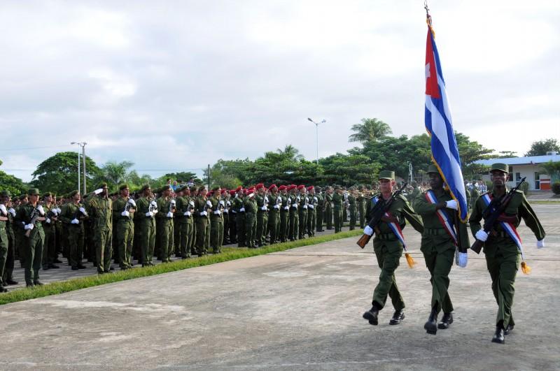 Conmemoran aniversario 60 del Frente Camagüey