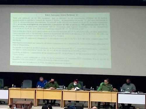 Se mantiene municipio Camagüey en fase de transmisión autóctona limitada