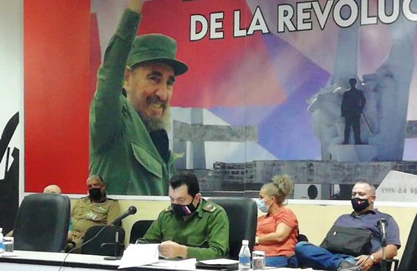 Enfrentamiento a la Covid-19, tarea permanente en Camagüey