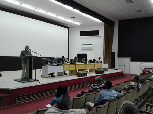 Vigilancia reforzada ante incremento de casos por Covid-19 en el municipio de Camagüey