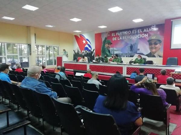 Consejo de Defensa Provincial en Camagüey evalúa zonas bajo vigilancia reforzada
