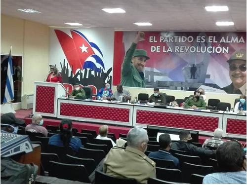 Consejo de Defensa Provincial analiza temas medulares para la vitalidad de Camagüey
